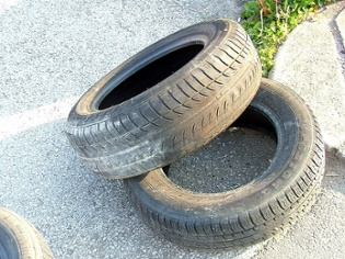 do you know what to do with old tires